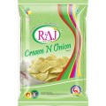 Raj Cream N Onion Waffers
